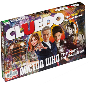 Cluedo - Doctor Who