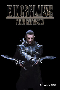 Final Fantasy: XV Kingsglaive - Steelbook