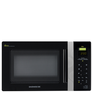 Daewoo KOR6A0R Touch Control Microwave Oven - Black