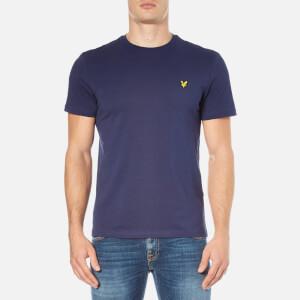 Lyle & Scott Men's Crew Neck T-Shirt - Navy