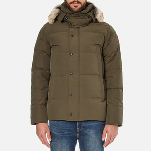 Canada Goose Men's Wyndham Parka - Military Green