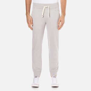 Tommy Hilfiger Men's Icon Cuffed Joggers - Grey Heather