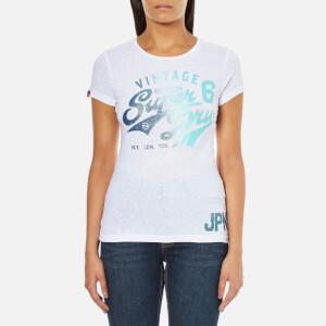 Superdry Women's Stacker T-Shirt - Optic