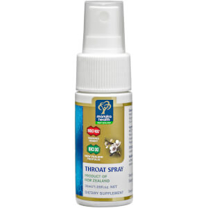 Propolis and MGO 400 Manuka Honey Throat Spray - 30ml