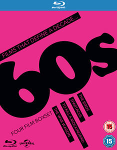 Films That Define A Decade Boxset - 60's