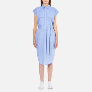 By Malene Birger Women's Elliane Dress - Chambray Blue