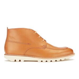 Kickers Men's Kymbo Mocc Lace Up Boots - Tan
