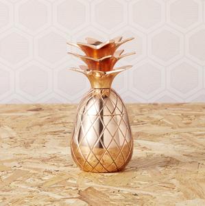 Pineapple Small Trinket Pot/Shot glass  - Copper