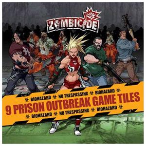 Prison Outbreak: Zombicide