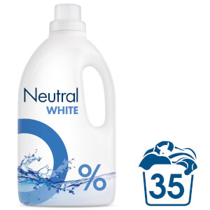 Liquid White Detergent Subscription - 2625ml
