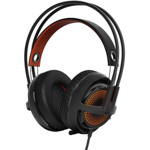 SteelSeries Siberia 350 Headset - Black (PC)