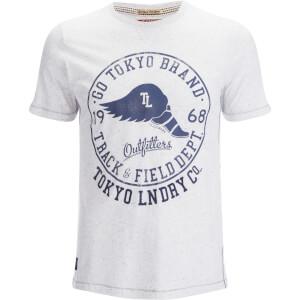 Tokyo Laundry Men's Reeves Point T-Shirt - Eggshell