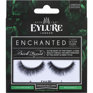 Eylure Enchanted After Dark False Eyelashes - Dark Forest