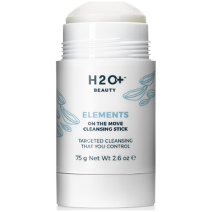 H2O+ Beauty Elements On the Move Cleansing Stick 2.6 Oz