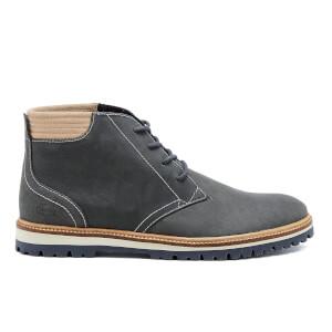 Lacoste Men's Montbard Chukka 416 1 Boots - Dark Grey