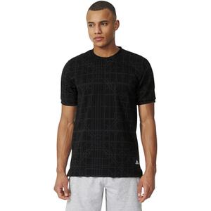 adidas Men's Graphic DNA Training T-Shirt - Black