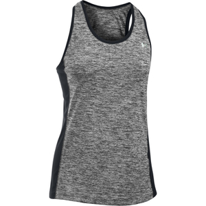 Under Armour Women's Colorblock Tech Tank - Black