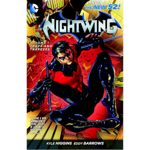 Nightwing: Traps and Trapezes - Volume 1 Graphic Novel
