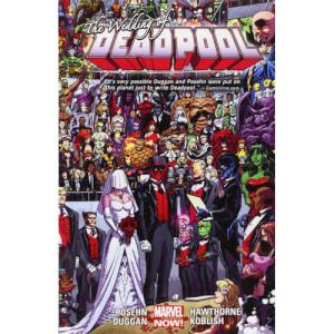 Marvel Now Deadpool: Wedding of Deadpool - Volume 5 Graphic Novel