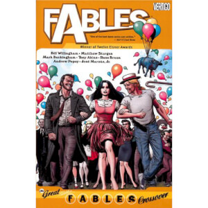Fables: The Great Fables Crossover - Volume 13 Graphic Novel