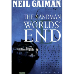 Sandman: Worlds End - Volume 8 Graphic Novel