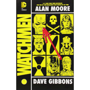 Watchmen: International Edition Graphic Novel (New Edition)