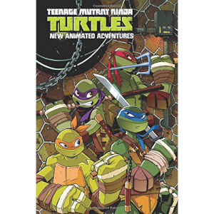 Teenage Mutant Ninja Turtles: New Animated - Volume 1 Graphic Novel