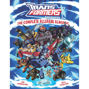 Transformers: Animated: Complete Allspark Almanac Graphic Novel