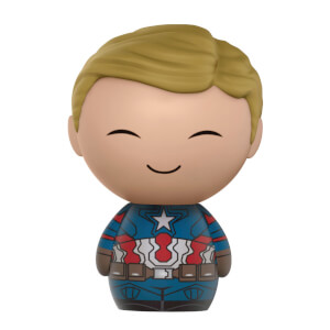 Captain America Civil War Steve Rogers Limited Edition Dorbz Vinyl Figure