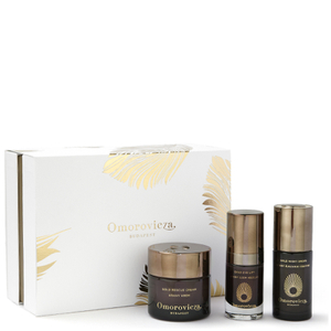 OMOROVICZA THE GOLD FACIAL SET