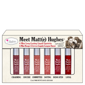 theBalm Meet Matte Hughes Mini Kit