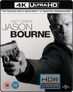 Jason Bourne - 4K Ultra HD