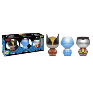 X-Men 3-Pack Wolverine, Iceman & Colossus Dorbz Vinyl Figure SDCC 2016 Exclusive