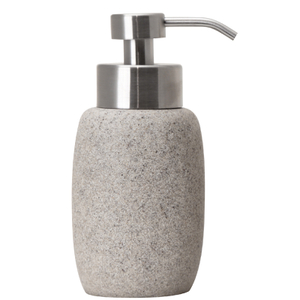 Sorema Rock Bath Soap Dispenser - Natural
