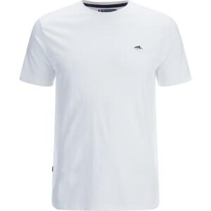 Le Shark Men's Darsham Crew Neck T-Shirt - White