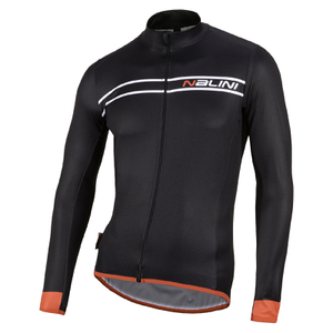 Nalini Sinello Warm Long Sleeve Jersey - Black