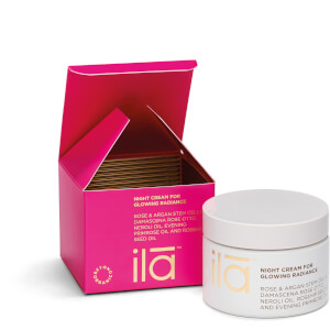 ila-spa Night Cream for Glowing Radiance 50g
