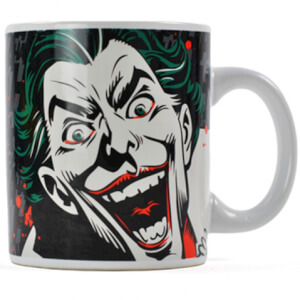 DC Comics The Joker Mug