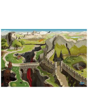 Papo Medieval Era: Medieval Playmat