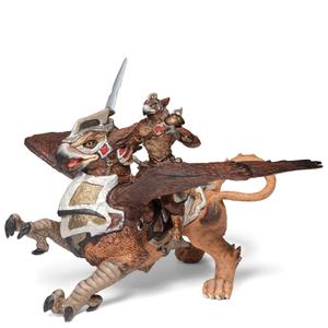 Papo Fantasy World: Bird Man and War Griffin