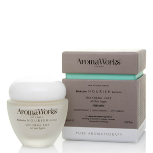 AromaWorks Men's Day Cream 50ml