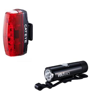 Cateye Volt 80 XC/Rapid Micro Light Set
