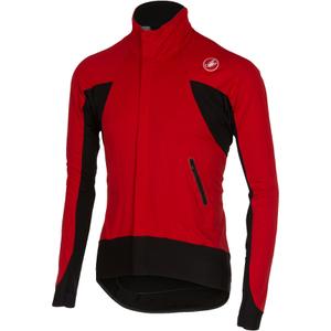 Castelli Alpha Long Sleeve Jersey - Red/Black
