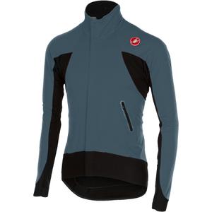 Castelli Alpha Long Sleeve Jersey - Grey/Black