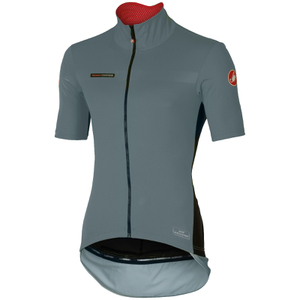 Castelli Perfetto Light Short Sleeve Jersey - Mirage Grey