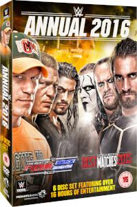 WWE 2016 Annual