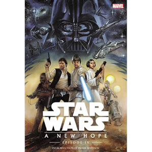 Star Wars: Episode IV: A New Hope Hardcover Graphic Novel
