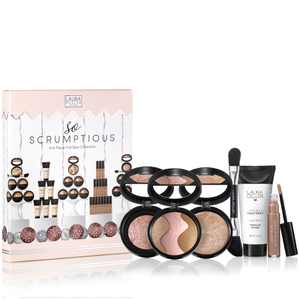 Laura Geller So Scrumptious 6 Piece Beauty Collection - Medium (Worth £128)