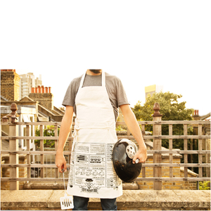 BBQ Full Length Apron