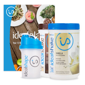 2 Meal Replacement Shake Tubs and FREE eBook or Bottle
